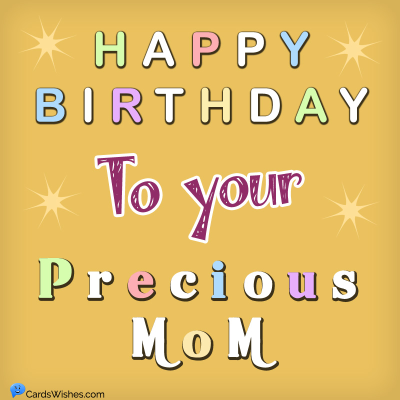 Birthday Wishes For A Friend S Mother Make A Lady Smile